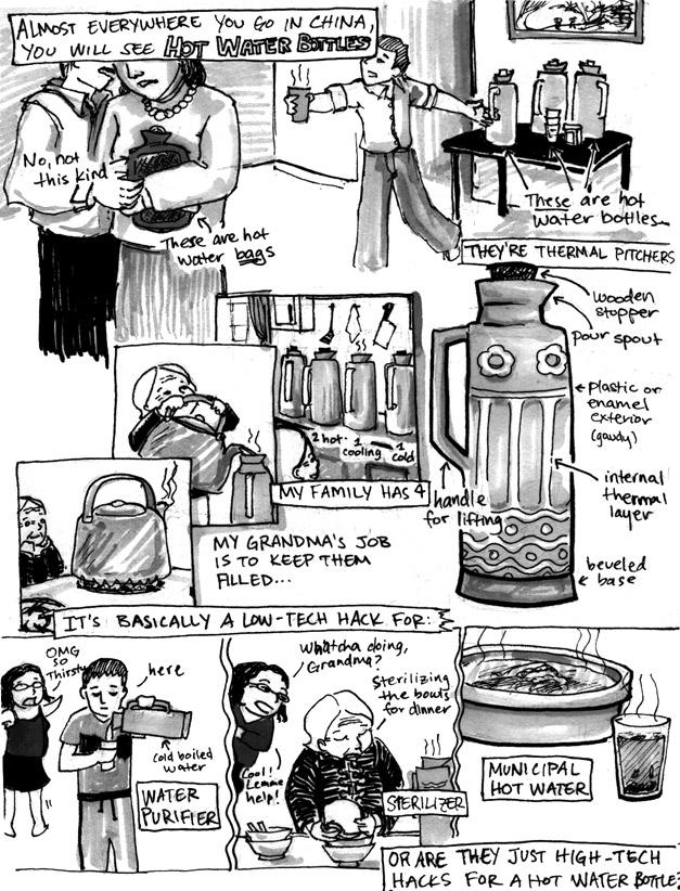 Routt Blog Comic Hot Milk